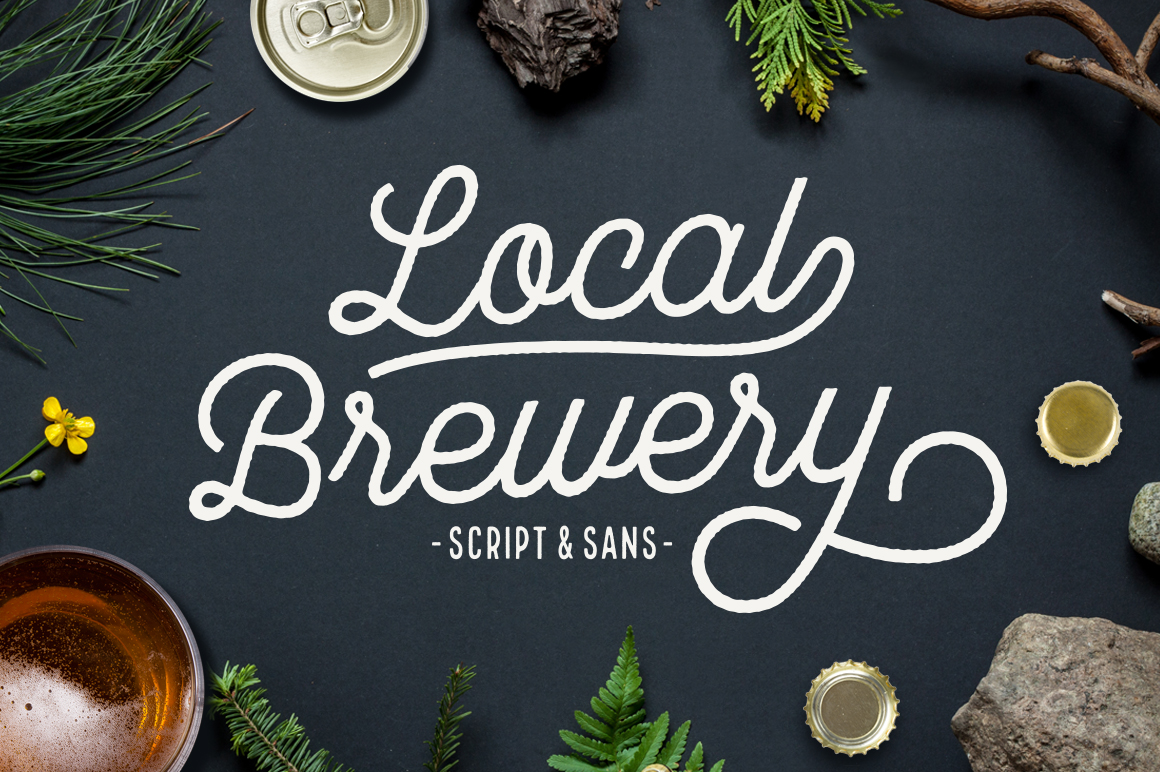 Local-Brewery-Script-Sans