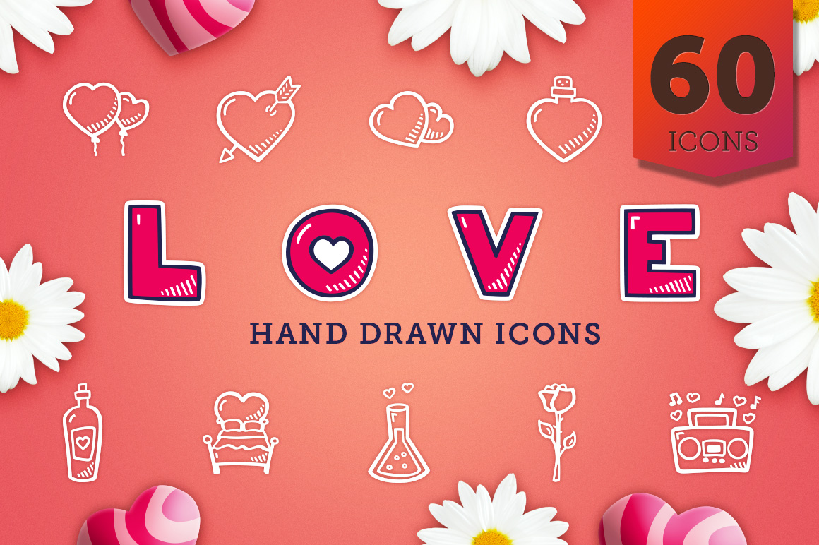 Love-Hand-Drawn-Icons