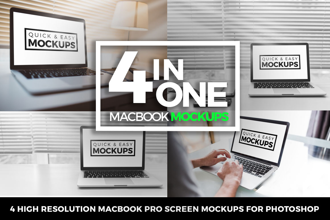 Macbook-Pro-Mockup-Office-4-in-one