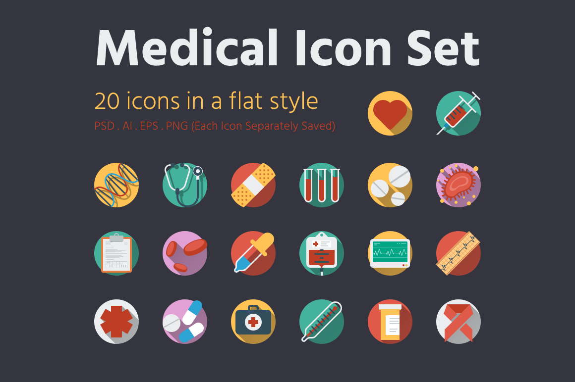 Medical-Icon-Set