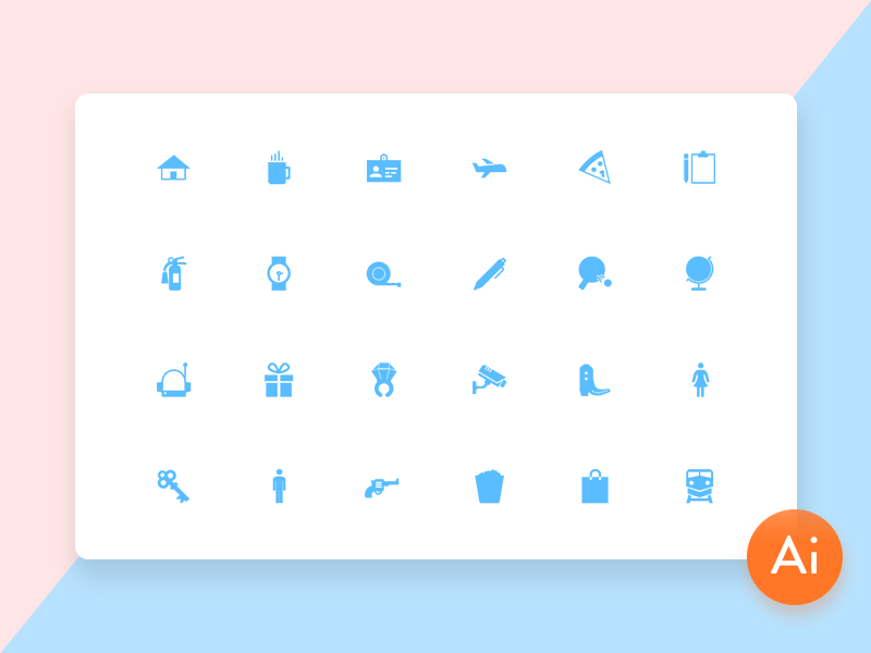 Mini-Material-Free-iconset-Vol1