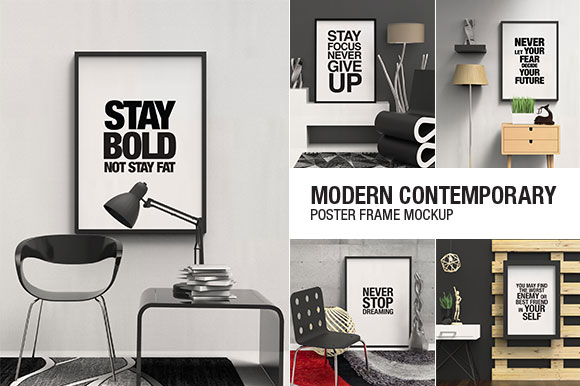 Modern-Contemporary-Frame-Mockup