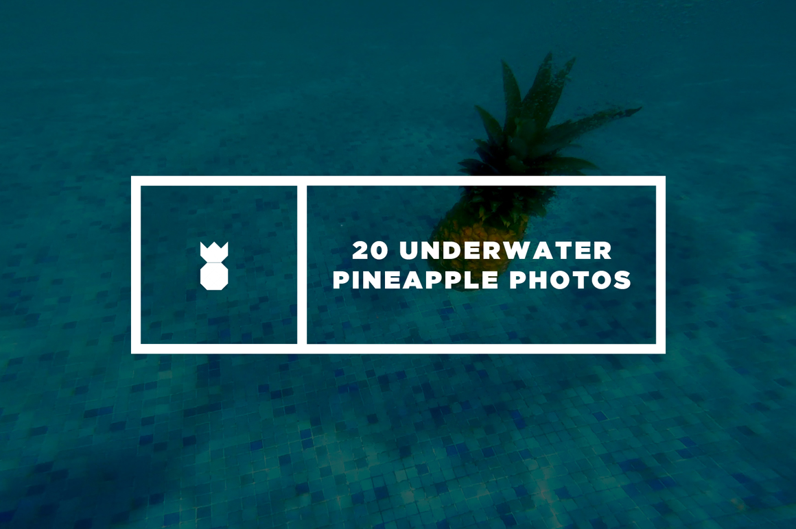 Underwater-Pineapple-Collection