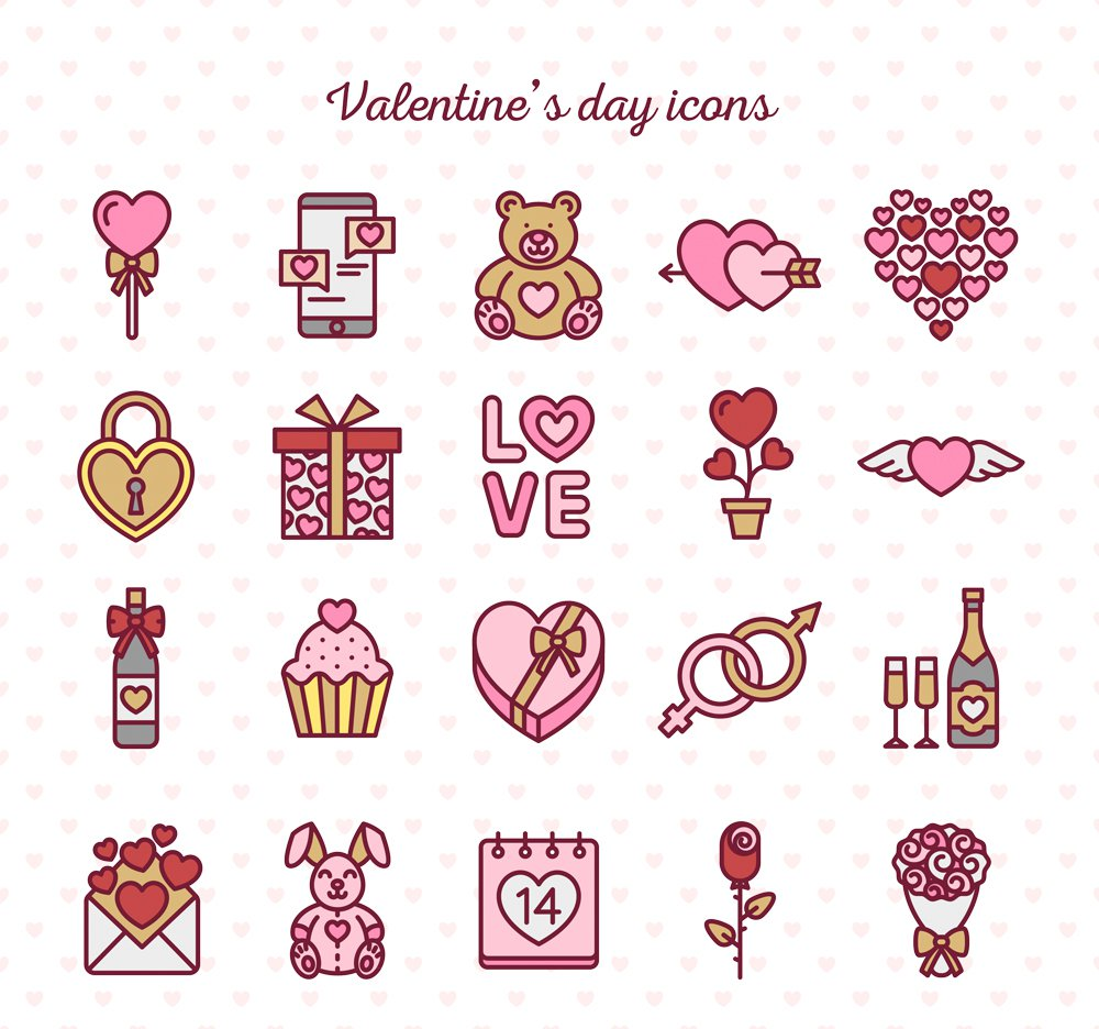 Valentines-Day-Free-Icons