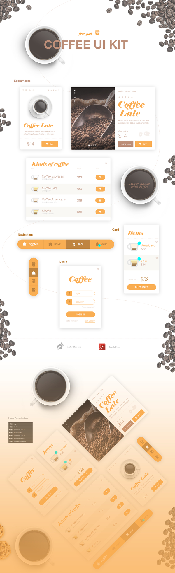 coffee-ui-kit