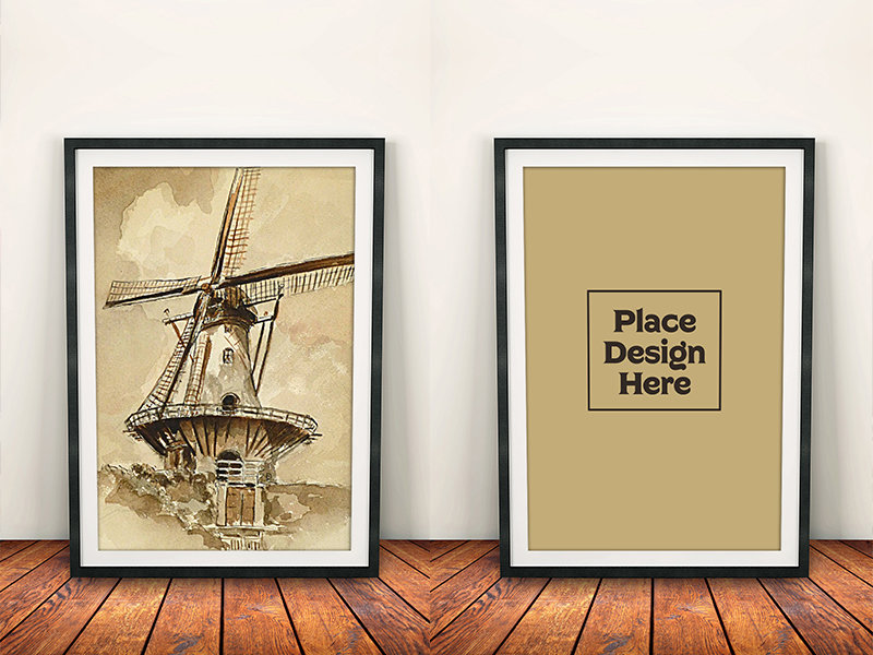 free-photo-frame-mock-up-on-wooden-background-psd-2