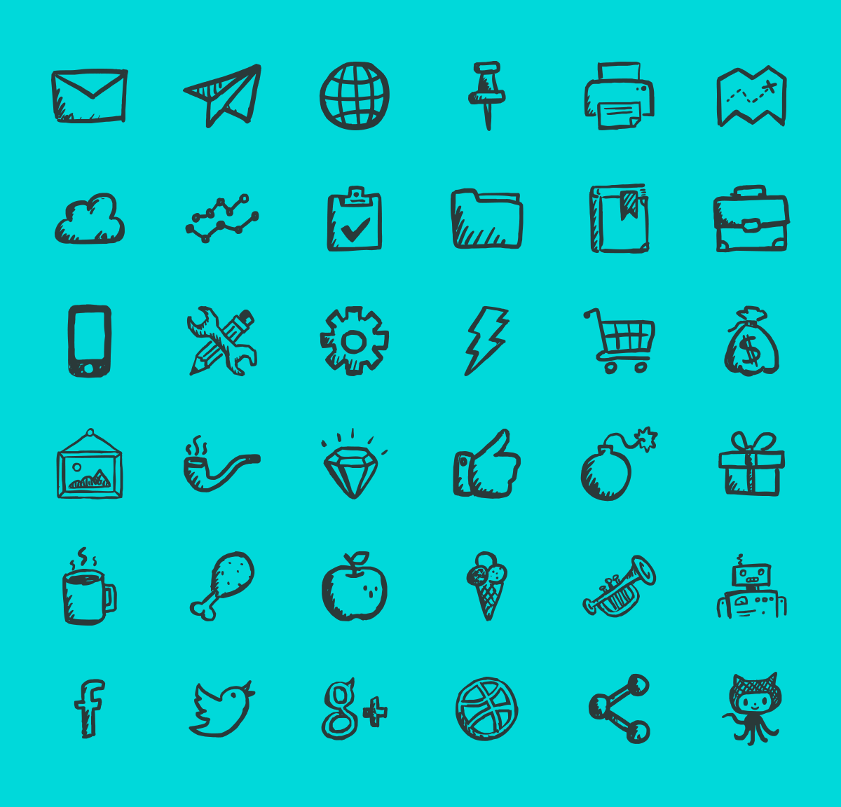 jolly-icons-free