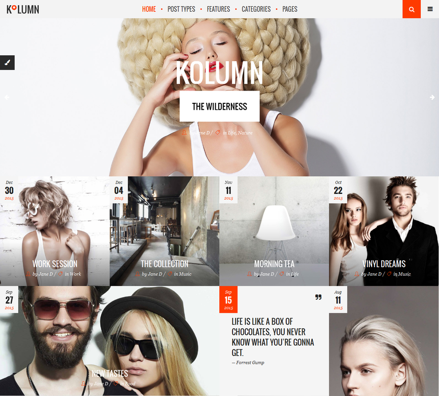 kolumn-a-contemporary-theme-for-bloggers