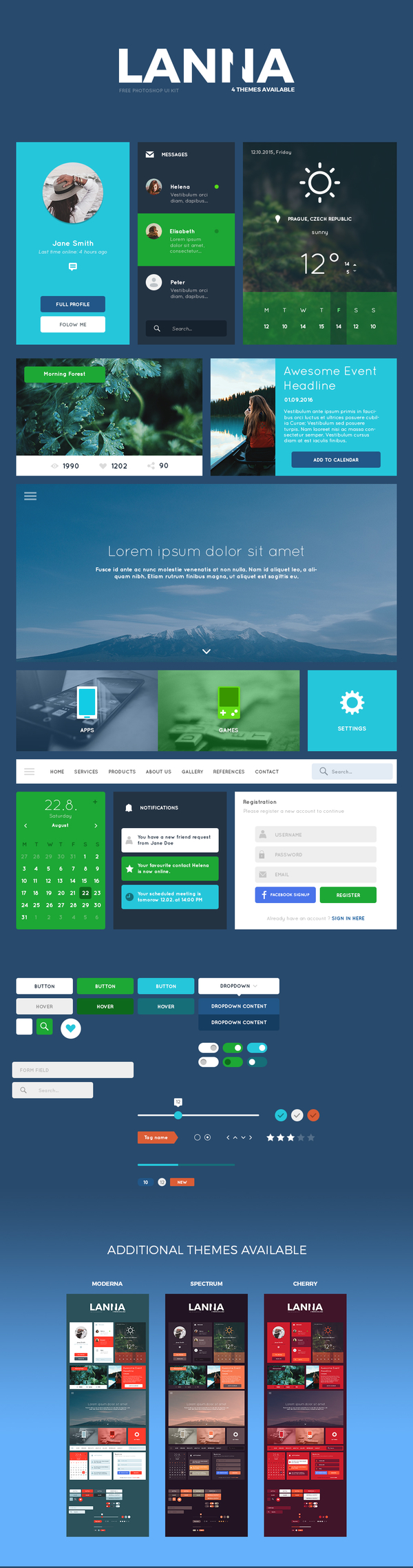 lanna-free-photoshop-ui-kit-2