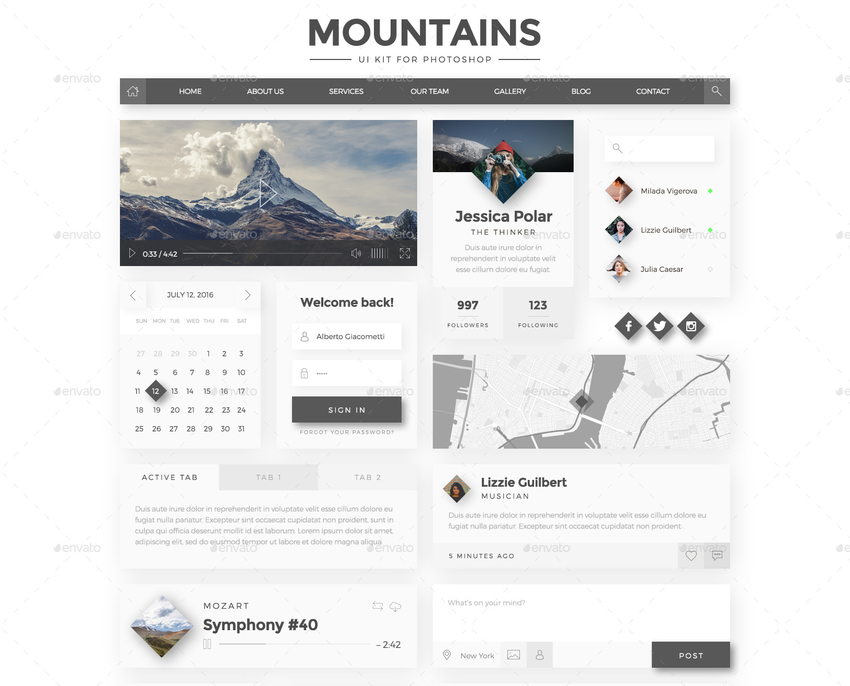 mountains-photoshop-ui-kit-2