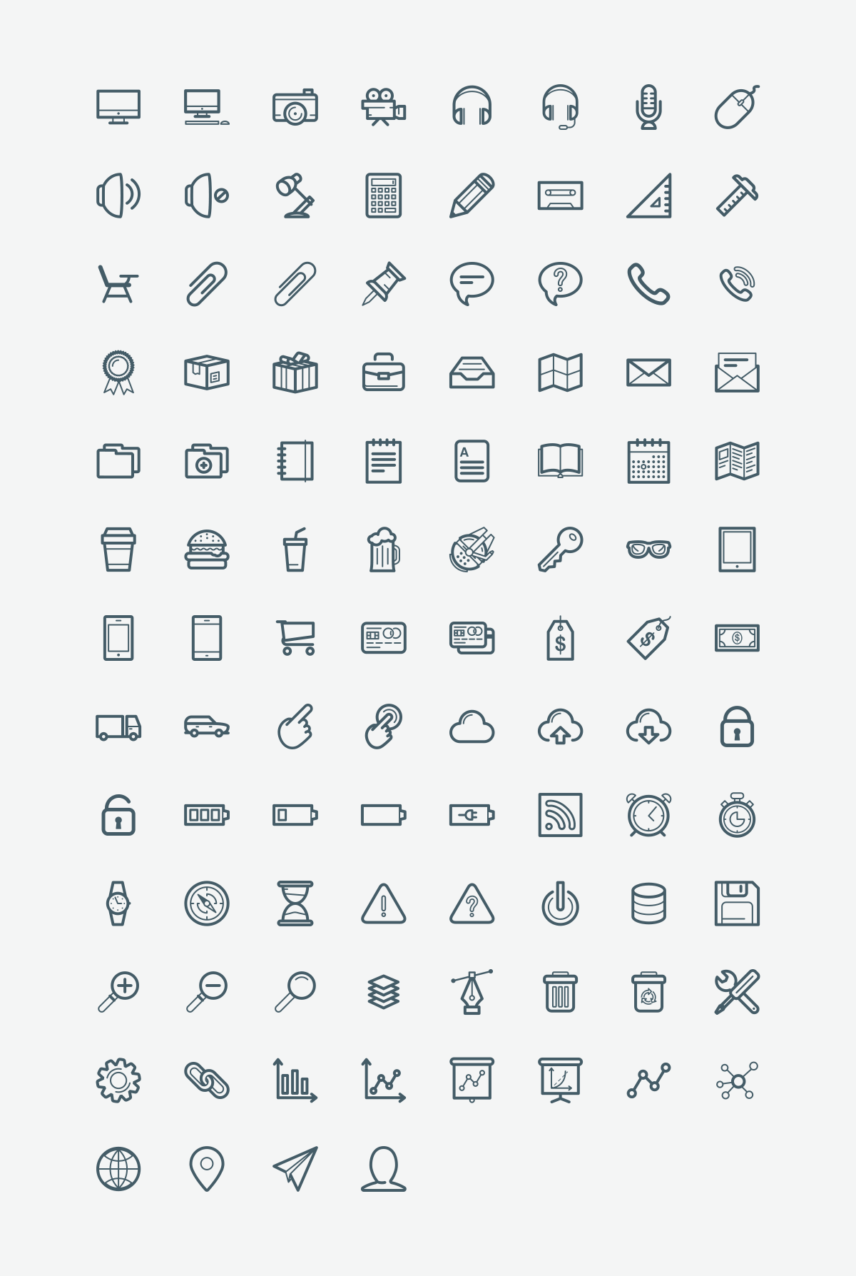 100-office-icons