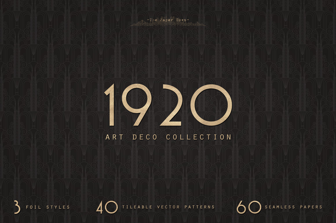 Art-Deco-Seamless-Patterns-Bundle