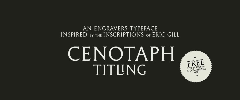 Cenotaph-Titling