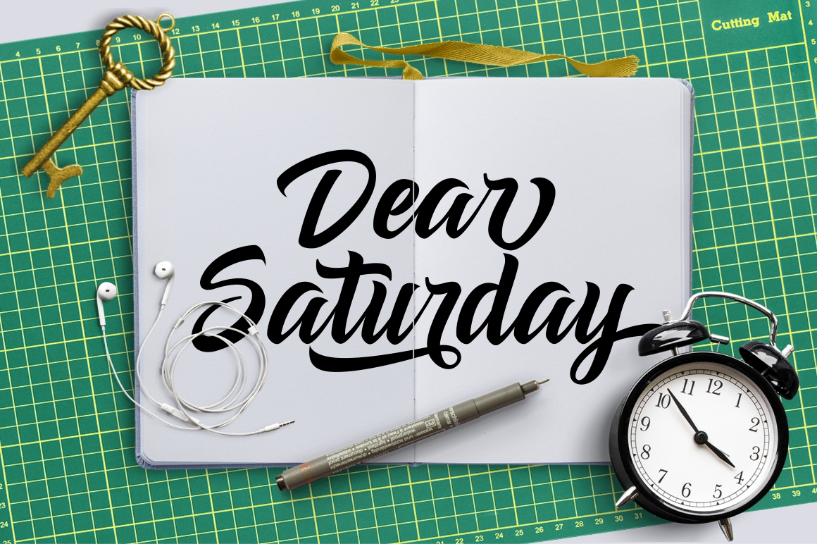 Dear-Saturday