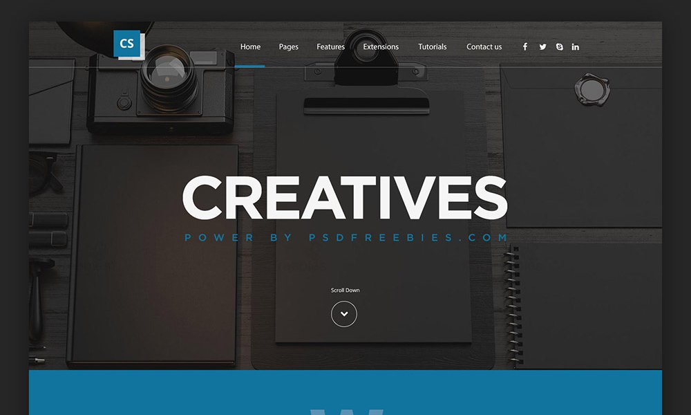 Digital-Agency-Website-Template-PSD