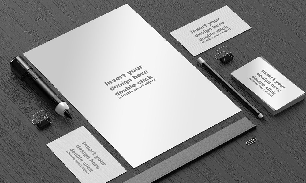 Free-Black-and-White-Office-Mockup-PSD