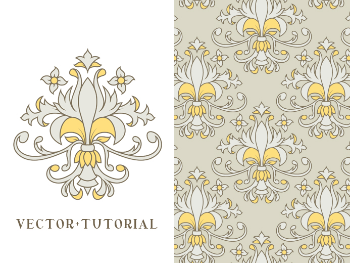 Free-Decorative-Vintage-Seamless-Pattern