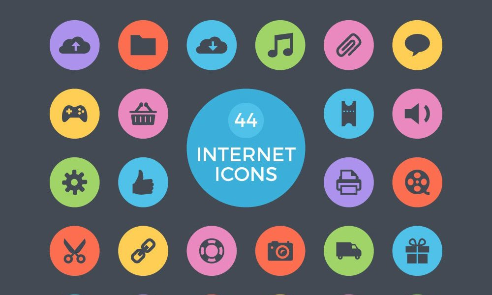 Free-Internet-Vector-Icons