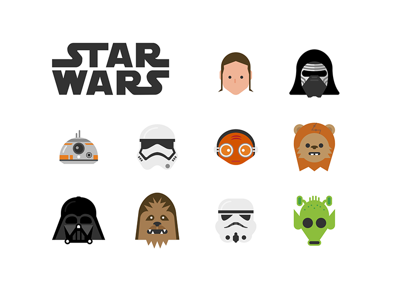 Free-Star-Wars-Icons