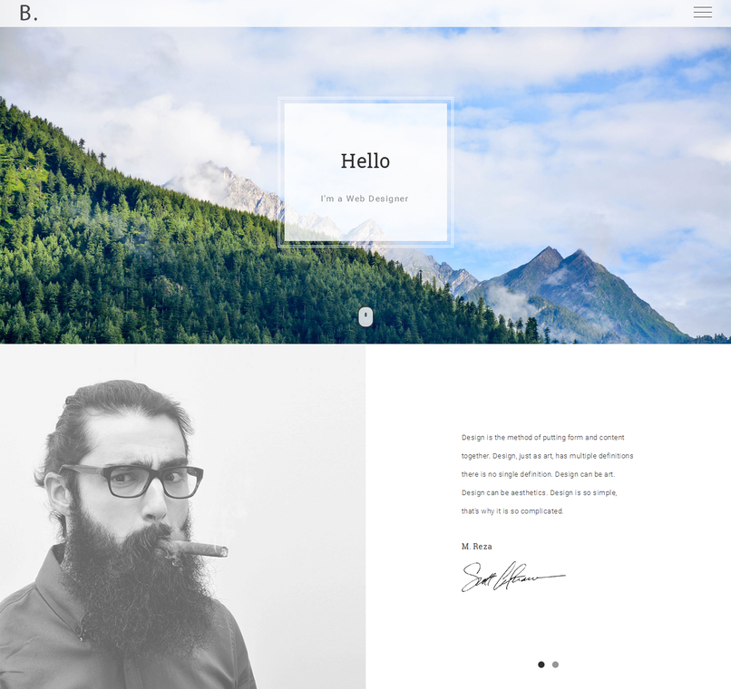 bodo-free-responsive-html-personal-template