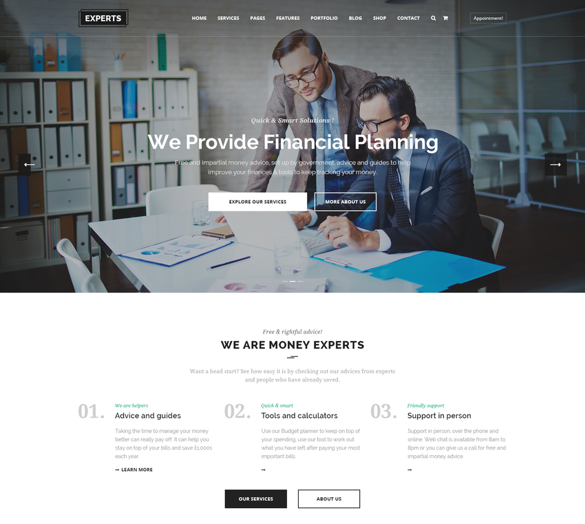experts-business-and-finance-psd-template-2
