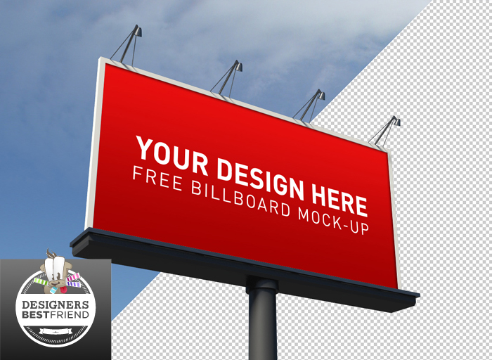 free-billboard-mock