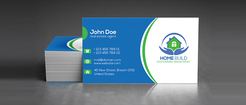 15 free real estate business card templates designazure free real estate business card templates reheart Gallery
