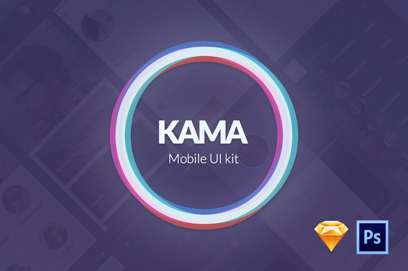 kama-mobile-ui-kit