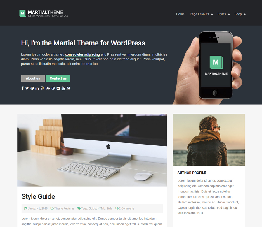 martial-modern-blog-wordpress-theme
