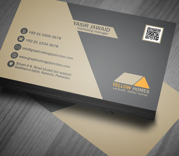 real-estate-business-card-templates