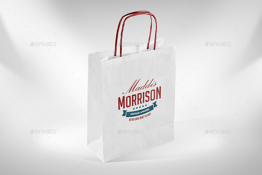 shopping-bag-logo-mockup
