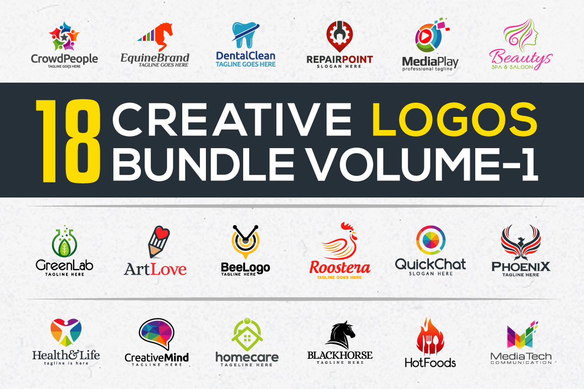 18-Creative-Logos-Bundle-Vol-1