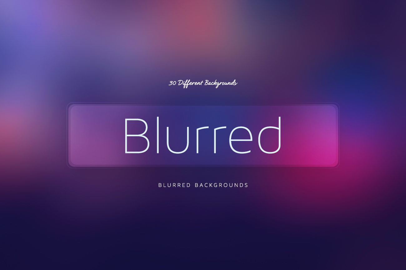 30 blurred-backgrounds