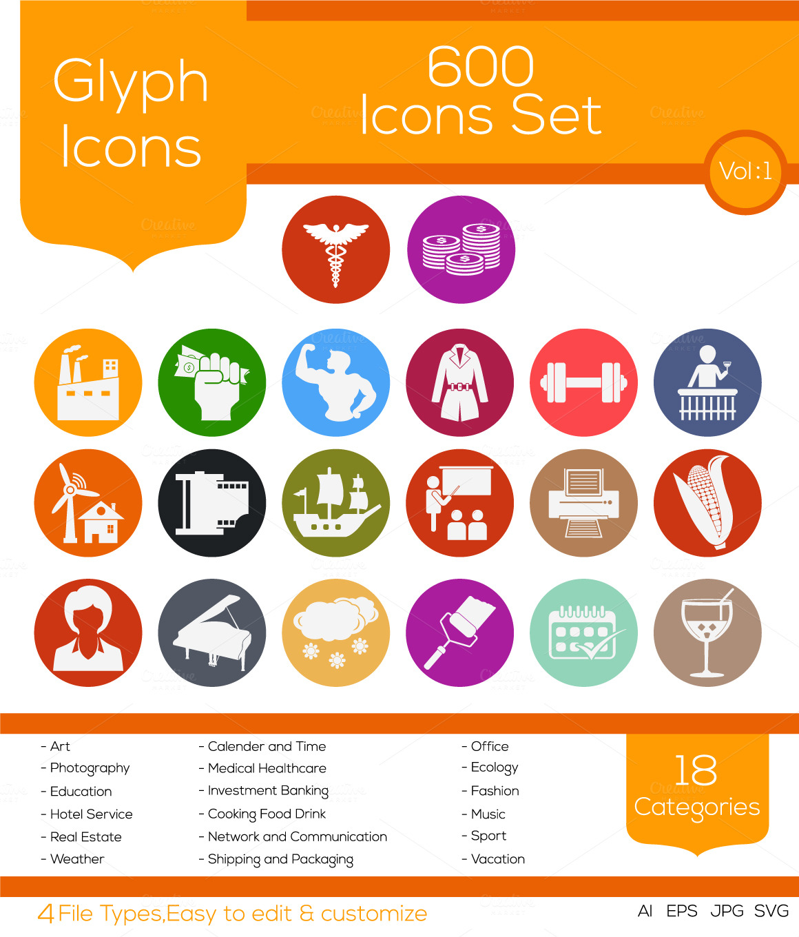 600-Glyph-Icons-Sets-Vol-1