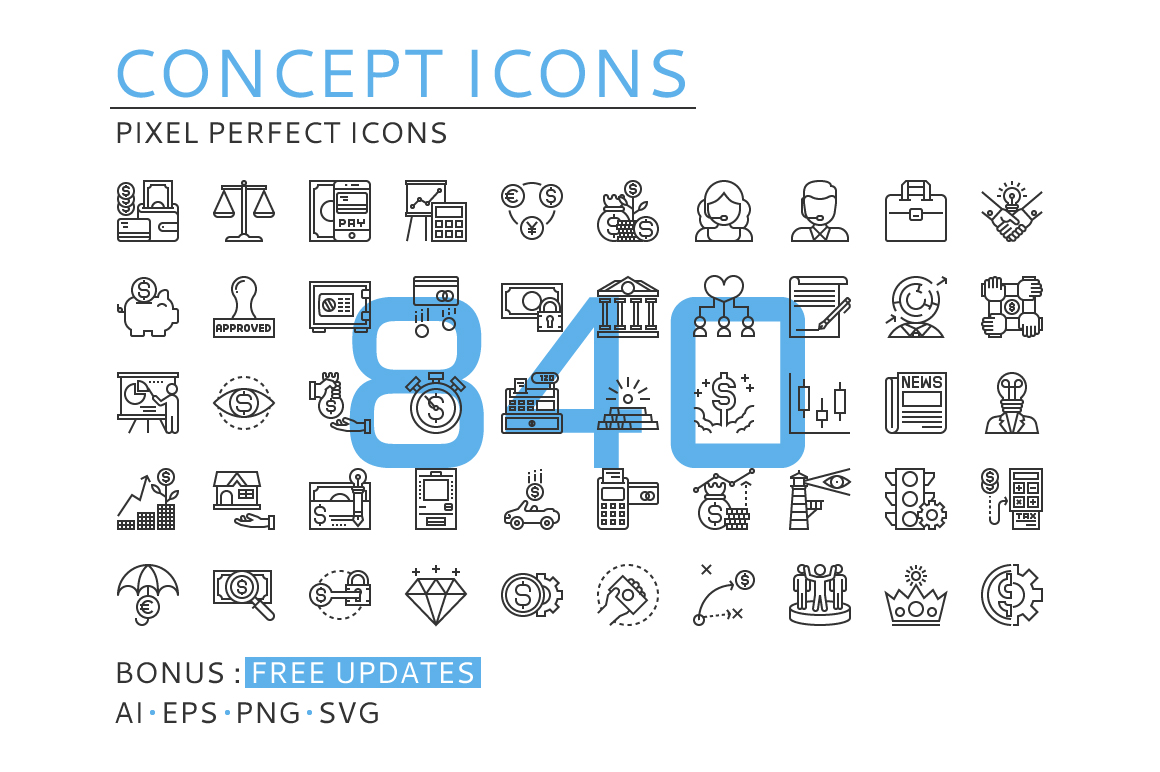 840-concept-line-icons