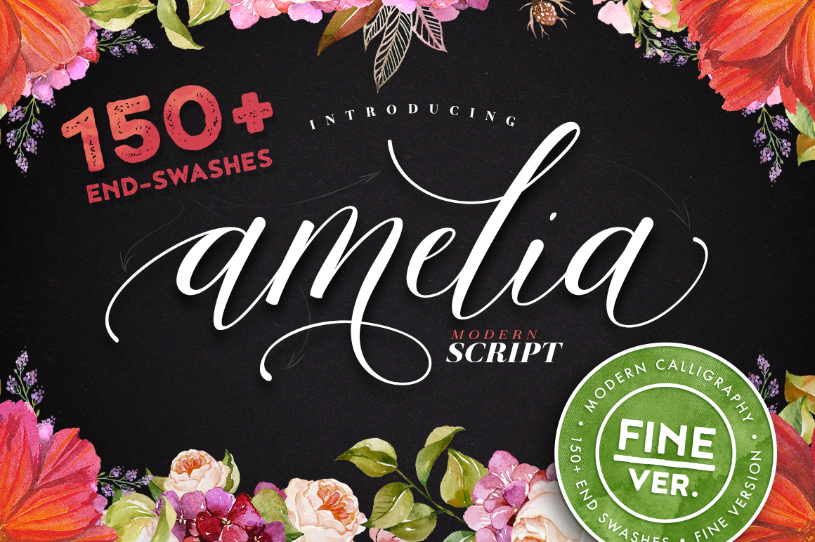 Amelia-Script-Fine-version