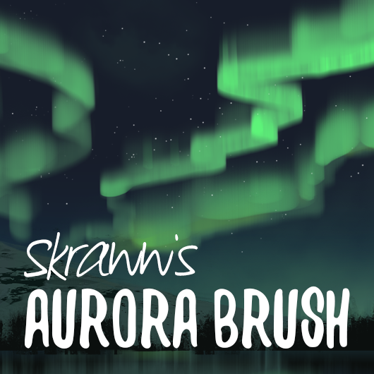 Aurora-Brush-Photoshop