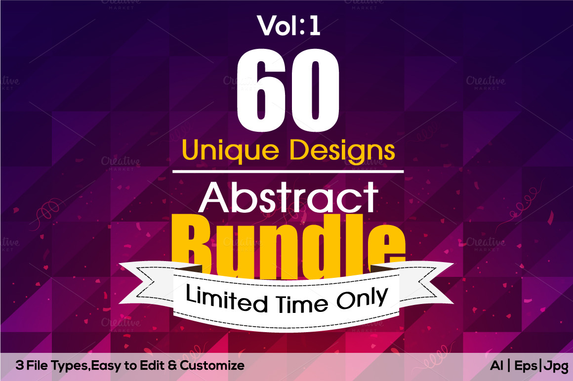 Creative-Abstract-Bundle-Vol-1