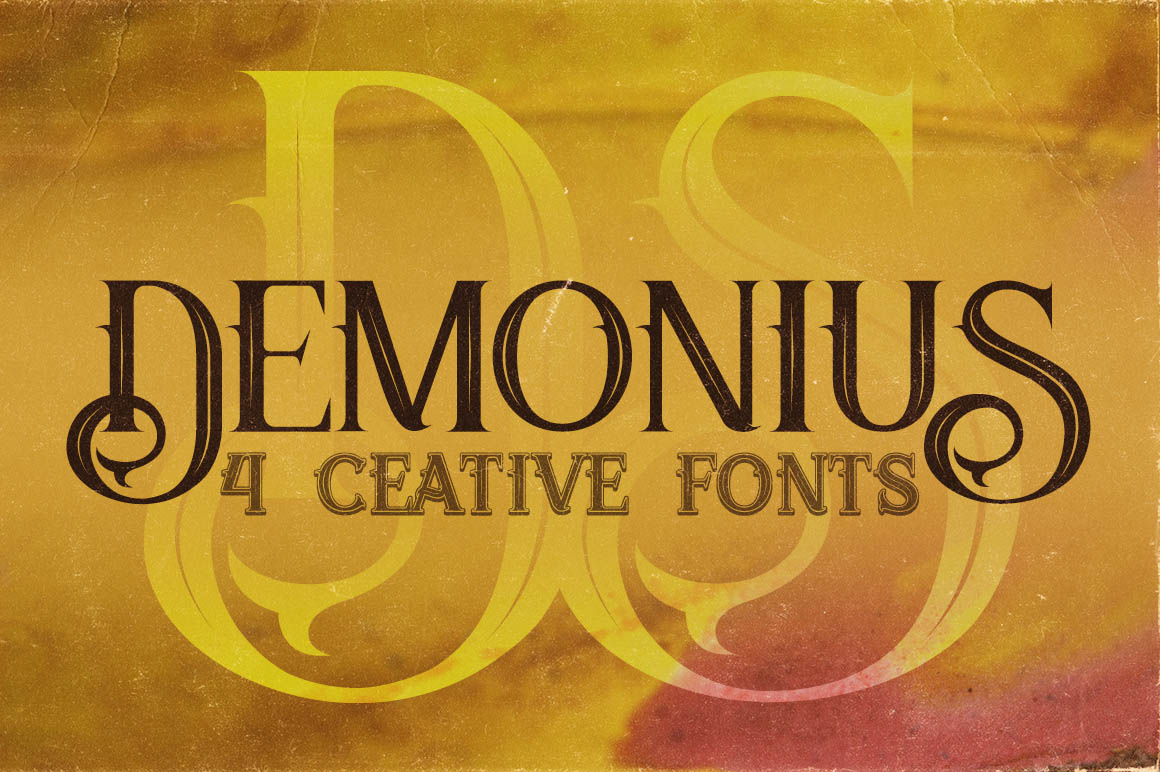 Demonius-4-Vintage-Fonts