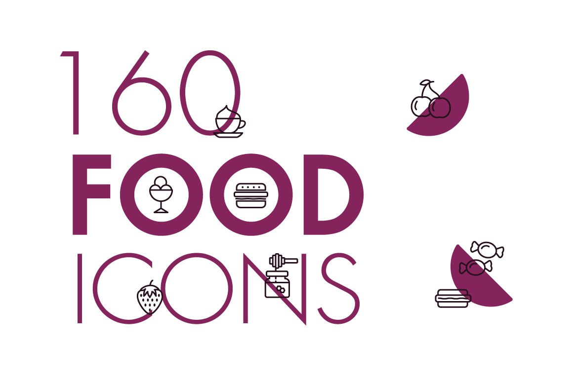 Food-Line-Icons