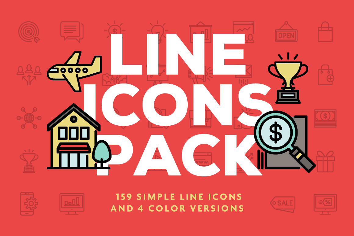 Line-Icons-Pack