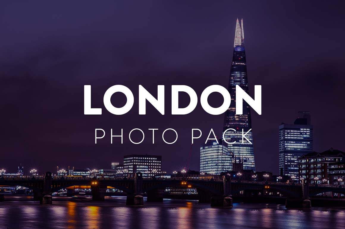 London-Photo-Pack