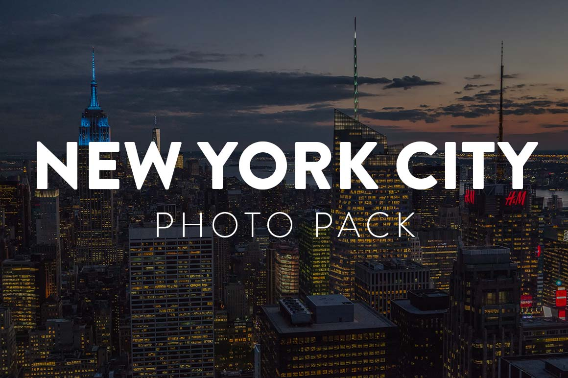 New-York-City-Photo-Pack