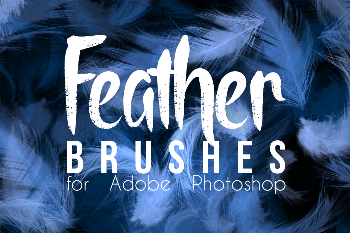 Real-Feather-Photoshop-Brushes