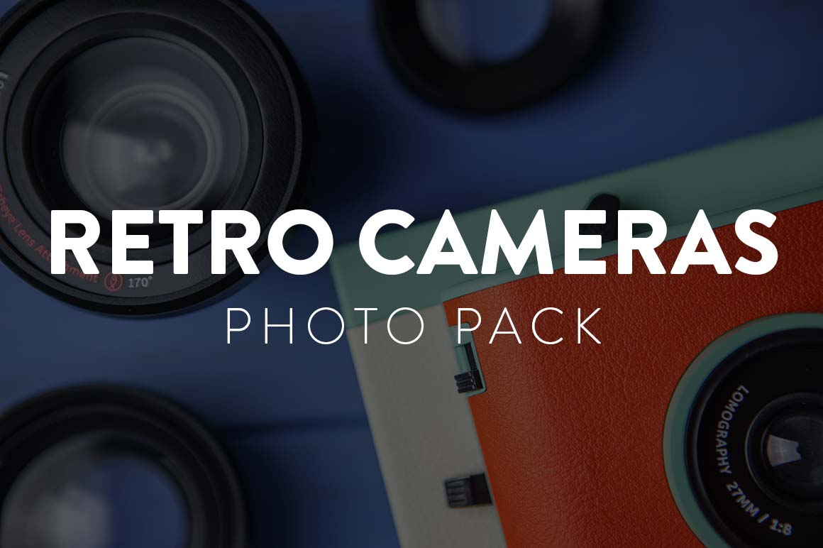 Retro-Cameras-Photo-Pack
