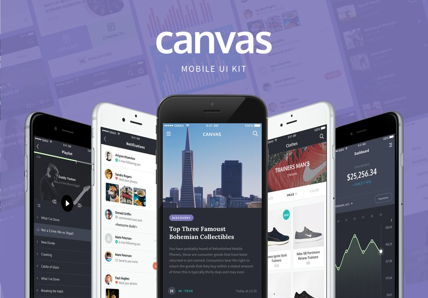 canvas-ios-ui-kit