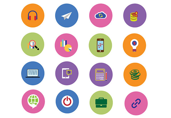 colorful-marketing-icons
