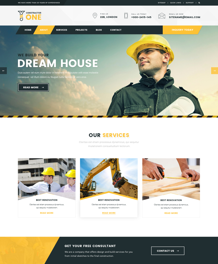 constructor-one-construction-psd-template-2