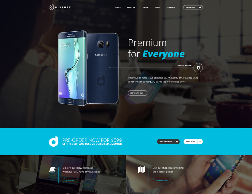 disrupt-single-product-ecommerce-html-template-1