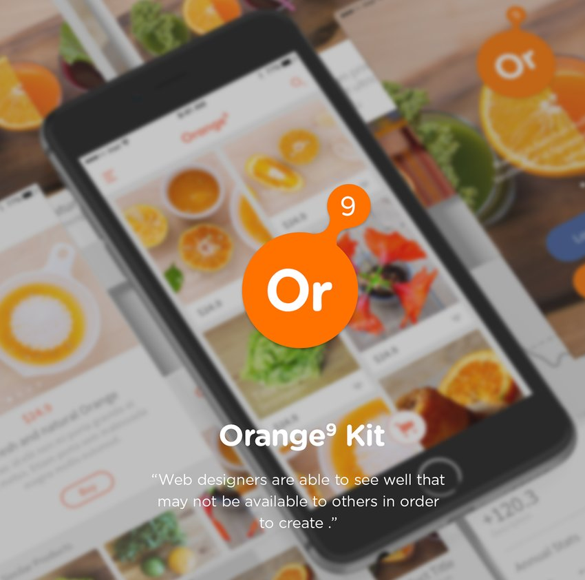 orange9-free-ui-kits-2